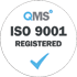 ISO9001 accredited